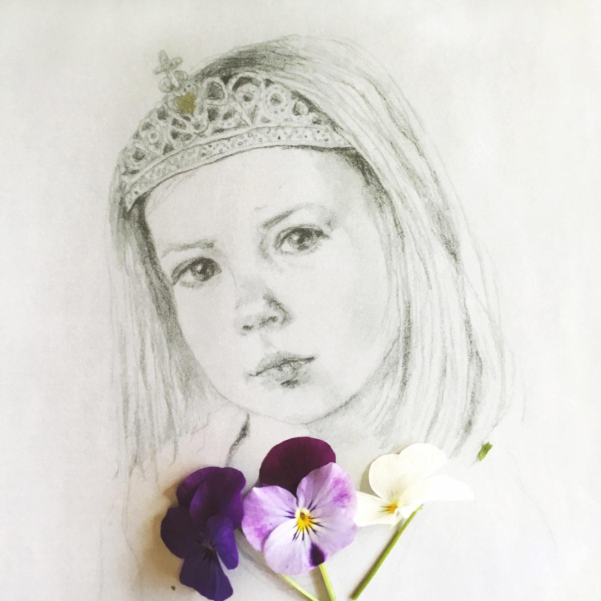 Portret-meisje