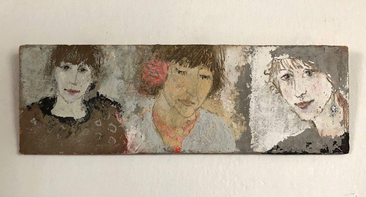 Tonie-drieluik-portretten